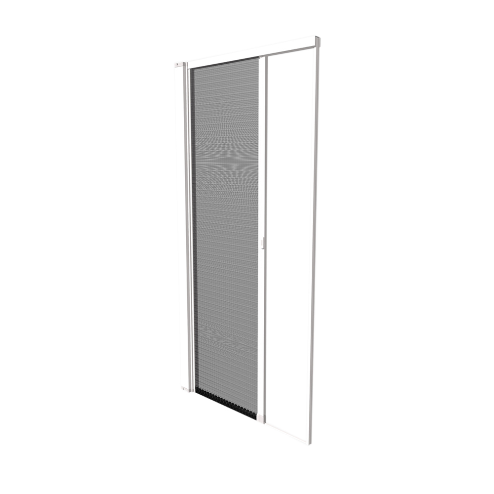 Phantom 00060 sureview adjustable white retractable screen for Phantom sliding screen doors