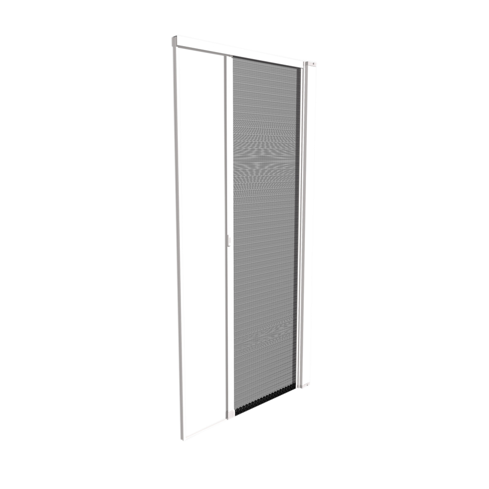 Phantom 00061 sureview adjustable white retractable screen for Phantom sliding screen doors