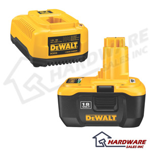 DeWALT Nano Battery and Charger