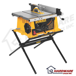 Dewalt Dw744xr Factory Reconditioned Dw744x Portable 10 034 Table Saw Stand Ebay