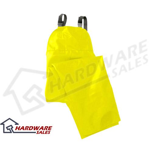 Dutch Harbor Gear HD202-YEL-M Quinault Medium Yellow Rain Pants