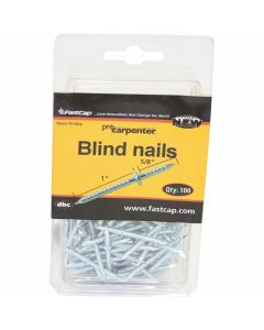 Double-ended Blind Nails