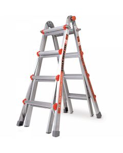 Little Giant 10402 Super Duty Type 1AA (375lbs Rated) 17' Multi-use Ladder