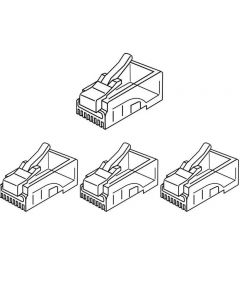 Round-Stranded Wire Connectors