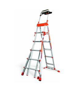 Adjustable Select Step ladder