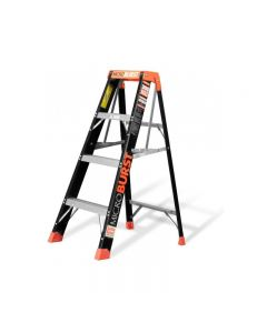 Little Giant 15700 MicroBurst Step Ladder w/ StableLock Type 1A Model 4