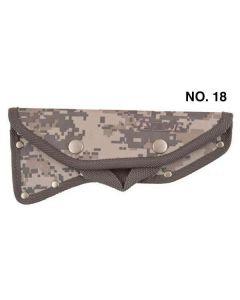 Estwing #18 Desert Tomahawk Axe Sheath - Tan Camoflage - Fits ETTA