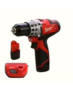 Milwaukee 2410-82 M12 Cordless 3/8-Inch Drill Driver