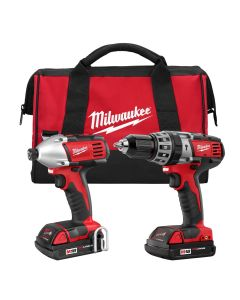 The MILWAUKEE 2697-82CT Recon 18V Drill-Driver Combo Kit