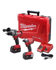 The Milwaukee 2797-22 2-Tool Combo Kit