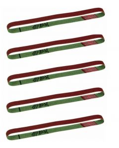 80 Grit Sanding Belts