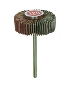 Proxxon 28985 1-3/16-inch (30mm) 120-Grit Polishing/Grinding Flapwheel