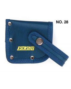 Estwing #28 Fireside Friend Splitting Tool Axe Sheath - Blue - Fits E3-FF4