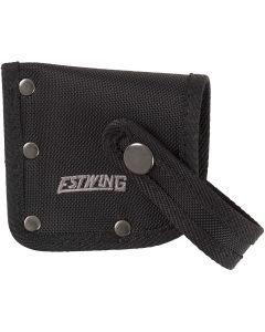 Estwing #29 Special Edition Fireside Splitting Tool Axe Sheath - Black