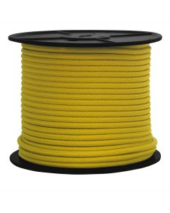 PNW Select 312410300 Yellow Polyester Rope 3/8-inch by 300-foot