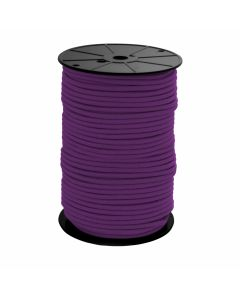 PNW Select 321604300 Purple Polyester Halter Rope 1/4-inch by 300-foot