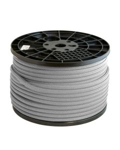 PNW Select 333201300 White Polyester Rope 1/2-inch by 300-foot