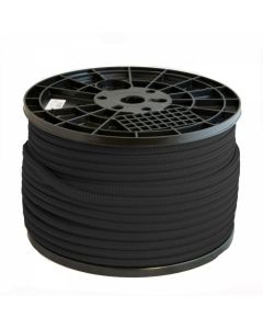 PNW Select 333202300 Black Polyester Rope 1/2-inch by 300-foot