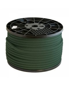 PNW Select 333207300 Hunter Green Polyester Rope 1/2-inch by 300-foot