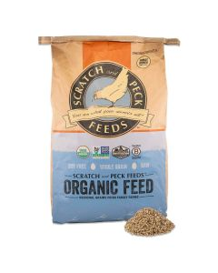Scratch and Peck Feeds 4006-40 Organic Mini Pig Maintenance - 40-lbs