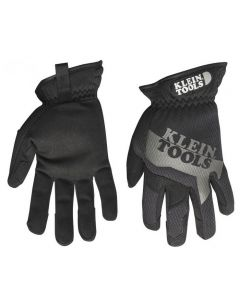 Klein Tools 40206 Large Journeyman Breathable TrekDry Utility Gloves, 1-Pair