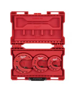 Milwaukee 48-22-4263 3-Piece Close Quarters Tubing Cutter Set