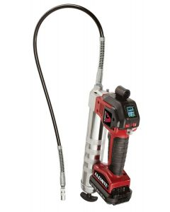 Alemite 596-A1 120V Lithium-Ion Battery Powered Grease Gun - 1 Battery