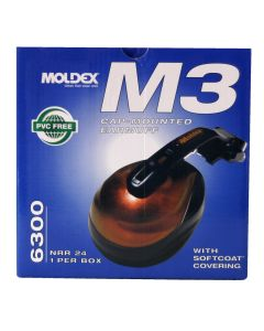 Moldex 6300 M3 Cap/Helmet/Hardhat Mounted Earmuff