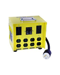 Temporary Power Distribution Box by CEP