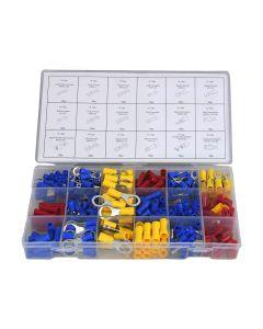 BE Pressure 360 PC Solderless Wire Terminal Assortment Kit