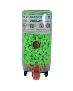 Moldex 6845 Pura-Fit Uncorded Foam Ear Plugs 500 Pairs in a Dispenser