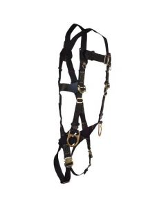 FallTech 70392X 2XL WeldTech Full Body Harness Universal Fit 3D Kevlar & Nomex