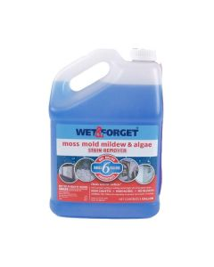 Wet and Forget 800006 1 Gallon Mildew Stain Remover