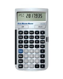 Calculated Industries 8025 Ultra Measure Master Calculator