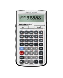 The Calculated Industries 8030-CALC Professional  Conversion Calculator