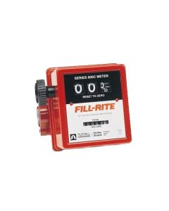 "Tuthill/Fill-Rite FR807CMK Mechanical Fuel Meter 3/4"" NEW"