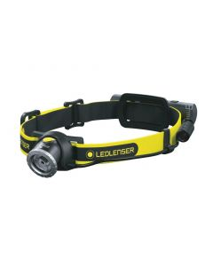 LED Lenser 880427 iH8R Industrial Rechargeable Headlamp