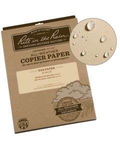 All-Weather Tan Paper