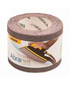 Mirka 9A-570-240 Abranet 2-3/4-Inch by 10-Yard 240G Mesh Grip Roll