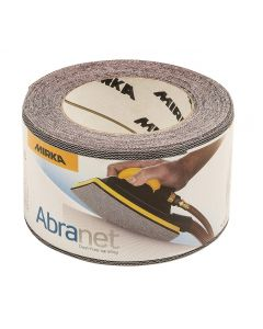 Mirka 9A-570-080 Abranet 2-3/4-Inch by 10-Yard 80G Mesh Grip Roll