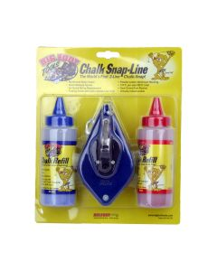 The Big Foot Tools BFCHALKSNAP Chalk Snap-Line 2-Line