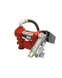 The Fill-Rite FR610G 1/3 HP Fuel Transfer Pump