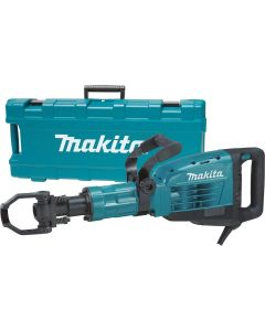 "Makita HM1307CB 35-lb Demolition Hammer - Accepts 1_1/8"" Hex bits"