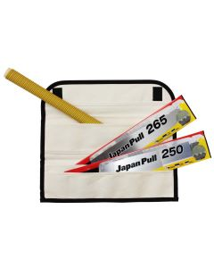 The Tajima JPR-SET Hand Saw Set with Blades