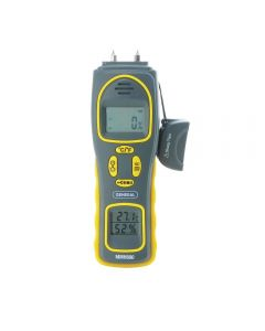 General Tools MMH800 Pin/Pad Moisture Meter w. Humidity and Temperature Display