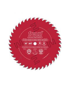 "The Freud P410 10"" 40T Hi-ATB Saw Blade"