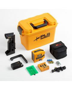 Pacific Laser Systems PLS6GSYS GG Green Laser Level System