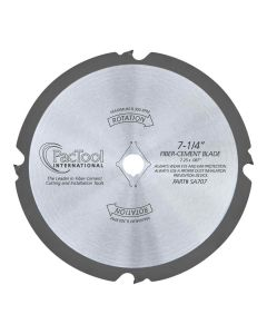Fiber-Cement Cutting Blade by Pactool