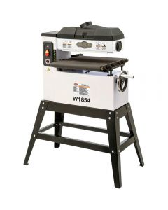 Shop Fox W1854 18-inch 1.5 Horsepower Open-End Drum Sander