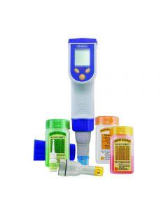 General Tools WK7200 Waterproof Self-Calibrating Water Quality Test Kit